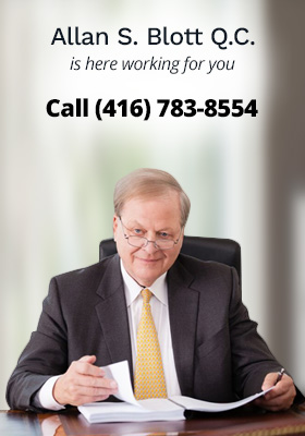 Allan S Blott Injury Lawyer Call Now